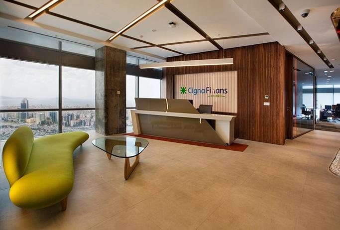 Văn phòng Cigna Finans