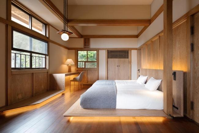 thiết kế nhà phong cách Nhật Bản