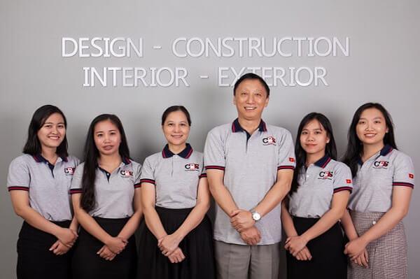 CBS Concept & Build - Chất lượng Nhật cho kiến trúc Việt