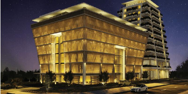 Dự án khách sạn Nam Á - CBS Việt Nam