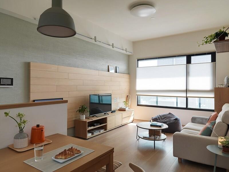 Dự án thiết kế thi công căn hộ hai phòng ngủ tối giản - CBS Việt Nam