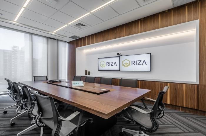 Nội thất văn phòng RIZA
