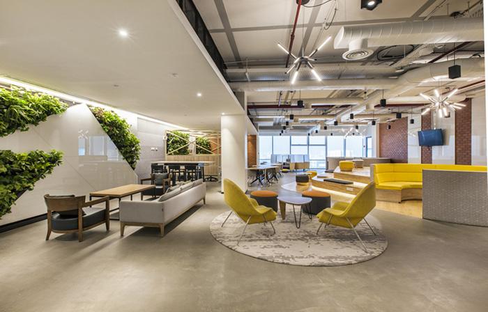 Công ty thiết kế thi công nội thất văn phòng TPHCM – CBS Concept & Build Nhật Bản