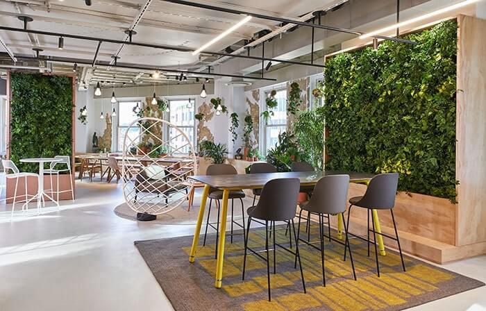 Công ty thiết kế thi công văn phòng chất lượng theo tiêu chuẩn Nhật Bản