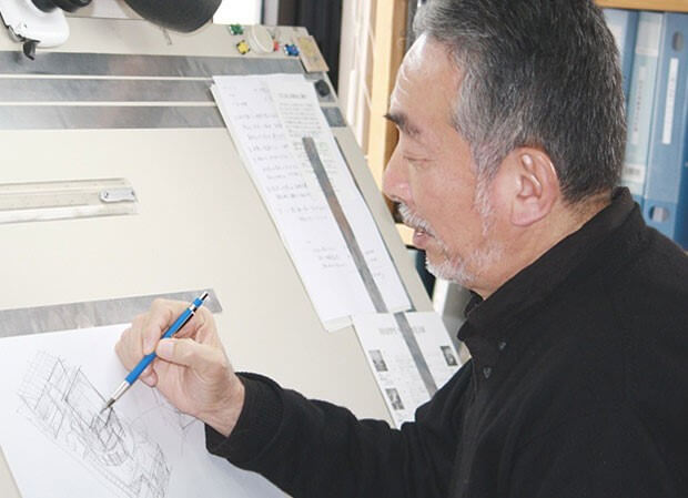 Kiến trúc sư furuta yoshihiro