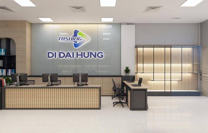 thiết kế thi công nội thất văn phòng cbsvn