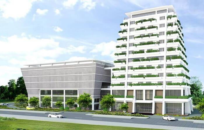 Thiết kế khách sạn nhà hàng đẹp thanh nhã bởi đơn vị Nhật Bản CBS Concept & Build
