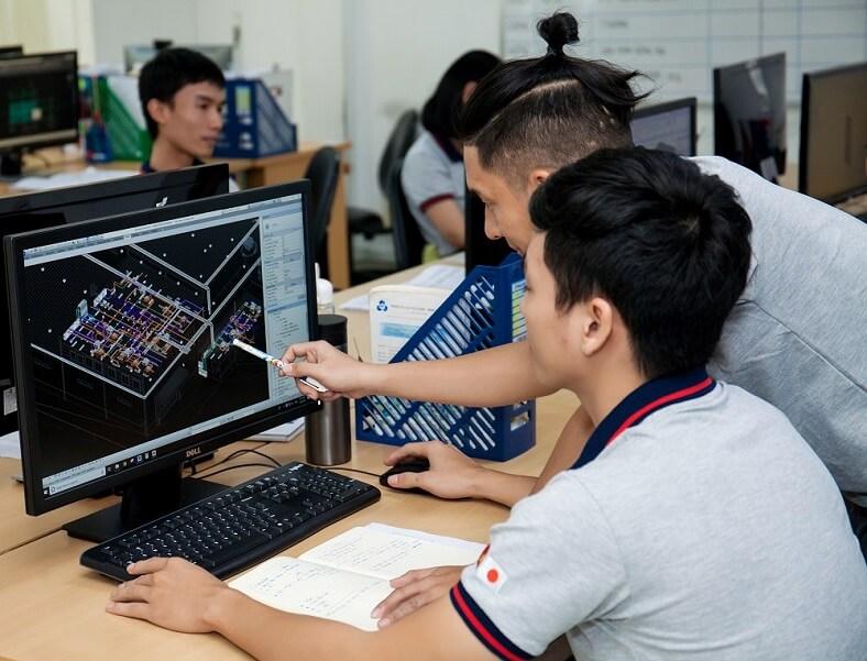 Thiết kế thi công nội thất và kiến trúc CBS Việt Nam - Tại sao chọn CBS
