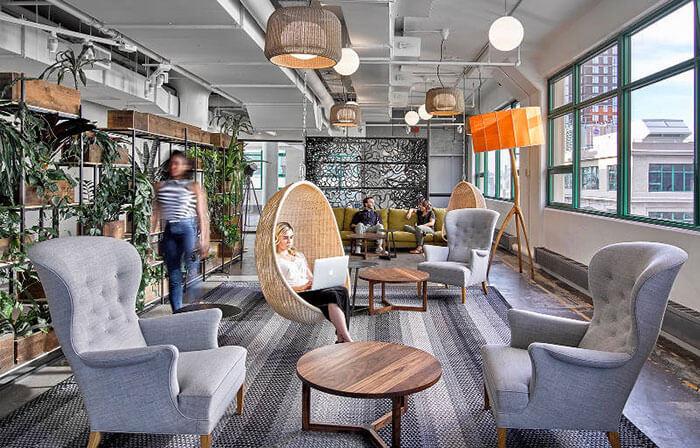 Thiết kế và thi công văn phòng theo xu hướng hiện đại và sang trọng