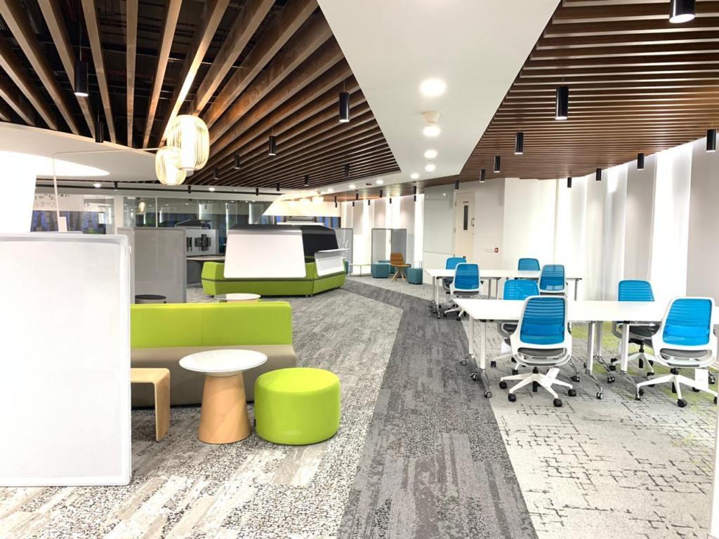 thiết kế văn phòng 2021